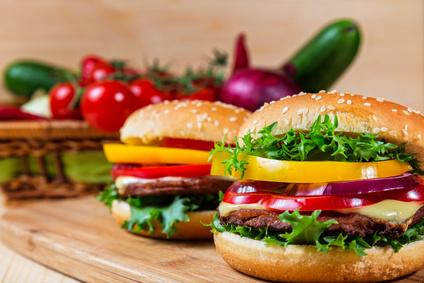 100 % Burger